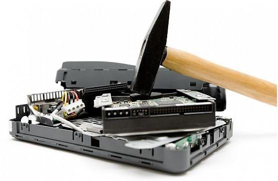 deplazamientos para certificacion de destruccion de datos y discos duros